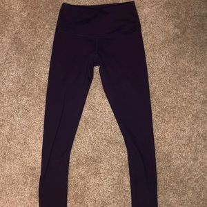 Dark purple Yogalicious leggings